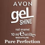 Żelowy lakier do paznokci Pure Perfection Avon geL SHINE