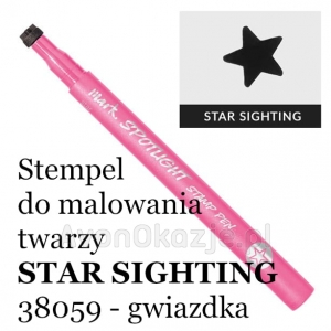 Stempel do malowania twarzy STAR SIGHTING – GWIAZDKA (1 ml) Avon mark