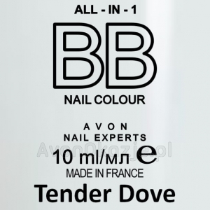 Lakier BB do Paznokci 7w1 TENDER DOVE (10 ml) Avon