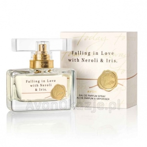 Elixirs of Love Falling In Love with Neroil & Iris Woda Perfumowana dla Niej (30 ml) Avon TTA Today