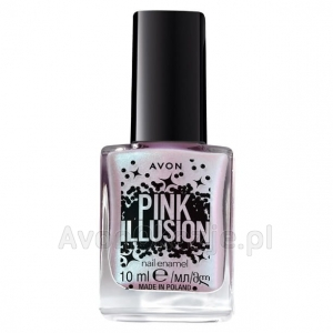 Lakier do paznokci DIGITAL ILLUSION Avon Pink Illusion
