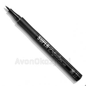 Eyeliner Super Definition BLACK Avon
