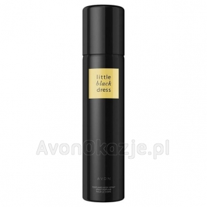 Little Black Dress Dezodorant w Sprayu dla Niej Avon